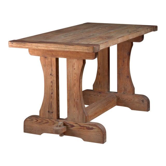 David Rosen 'Berga' Table for Nordiska, Sweden, 1940s For Sale