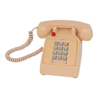 1980's Hotel Guest Touch Tone Telephone