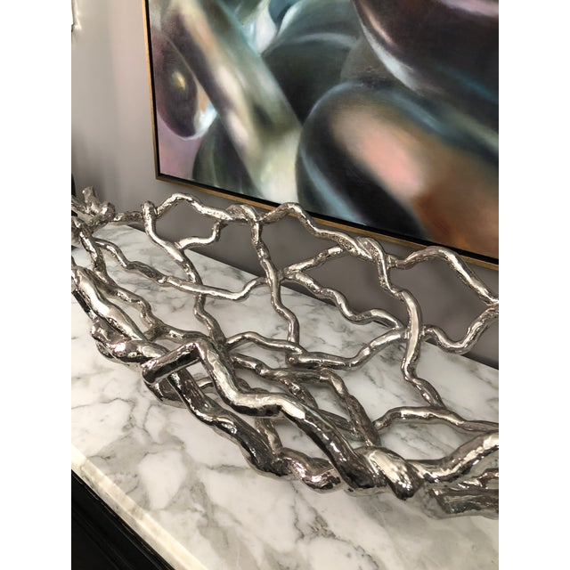 Modern Ceramic Grapevine Bowl by Ron Dier For Sale In Houston - Image 6 of 10