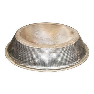Vintage Holophane Dish Lens