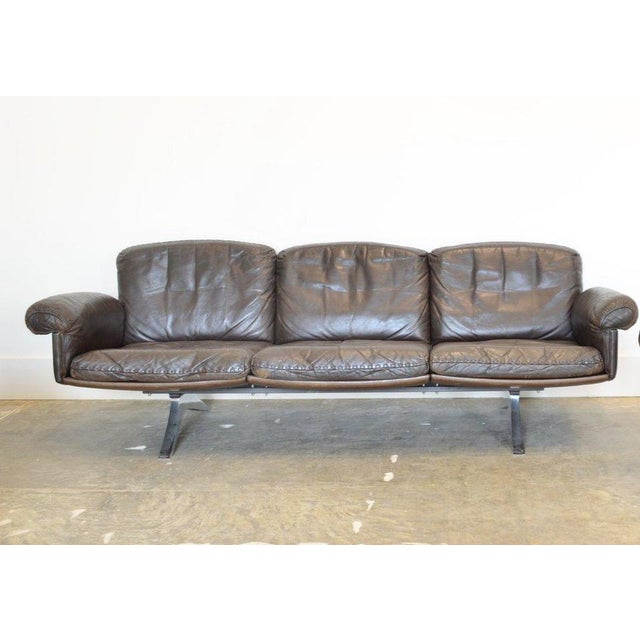 Magnificent Desede Ds 31 Leather Sofa Creativecarmelina Interior Chair Design Creativecarmelinacom