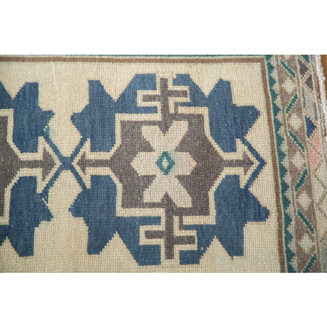 """Vintage Oushak Rug - 1'9"""" X 3'4"""" For Sale In New York - Image 6 of 8"""