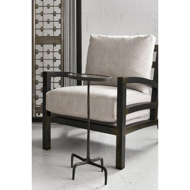 A mature reflection on the urban lounge chair, TX6315 is both urban and rustic - meant to weather the storm and be passed...