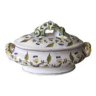 Antique Portuguese Tureen