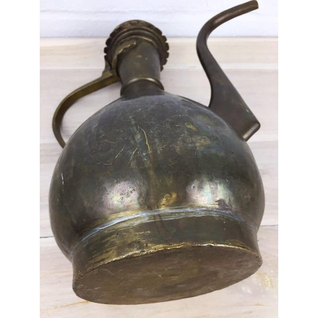 Middle Eastern Arabic Islamic Coffee Tea Pot For Sale - Image 9 of 10