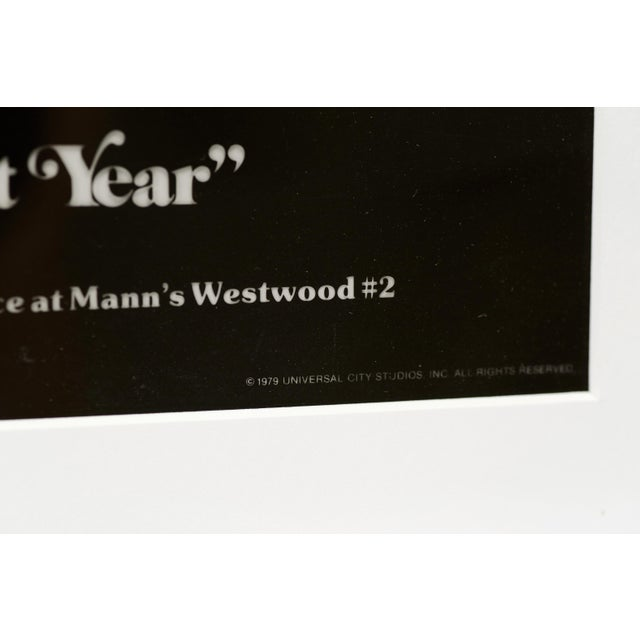 Same Time Next Year, 1978 / Vintage Movie Advertisement Art Transparency For Sale - Image 4 of 6