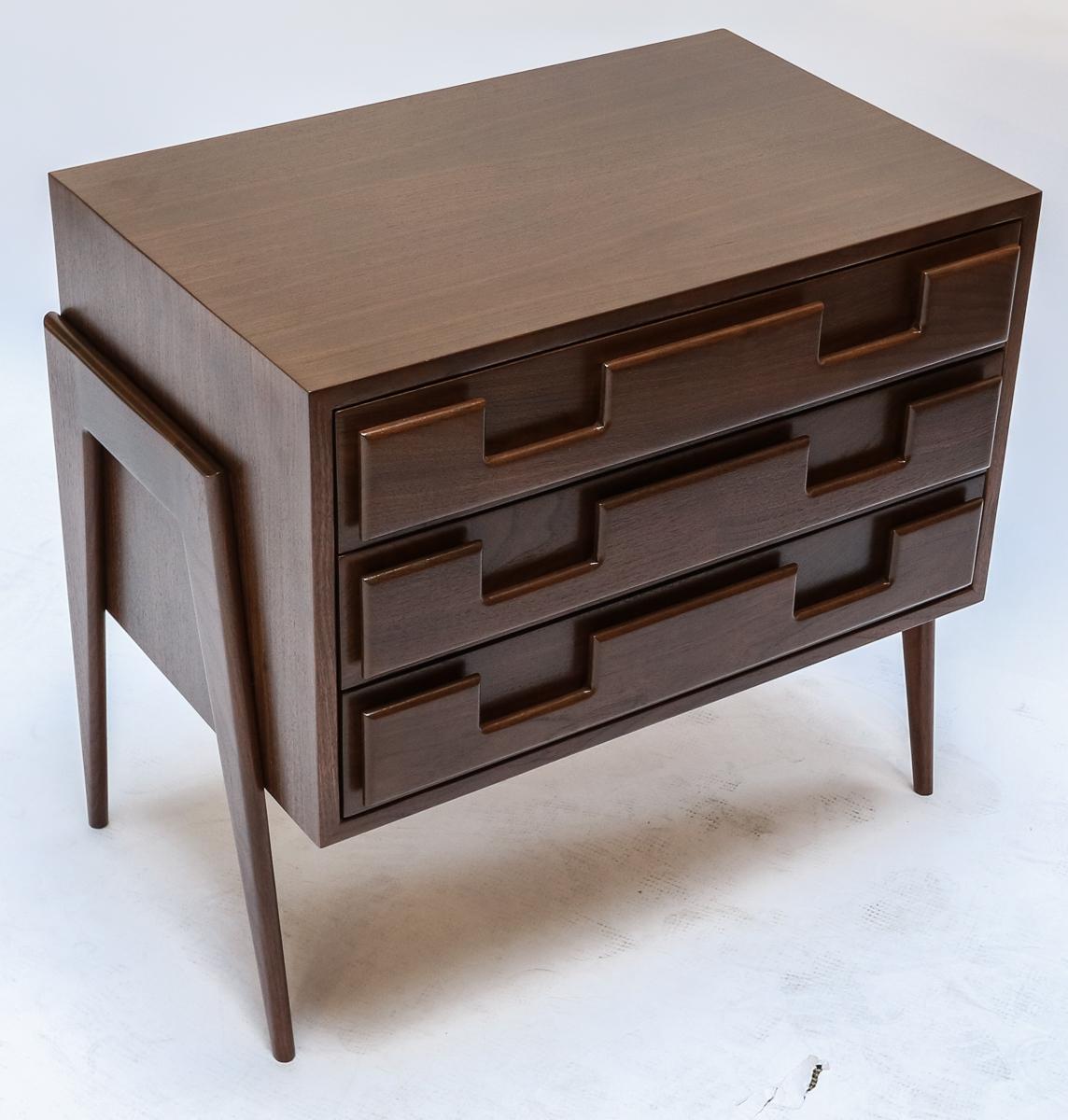 Customizable Large Mid-century chest