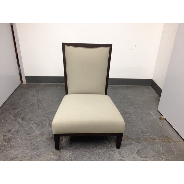 Contemporary Lorin Plain Lounge Chair - Image 7 of 9