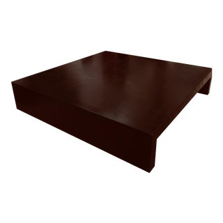 Armani Casa Large Coffee Table For Sale