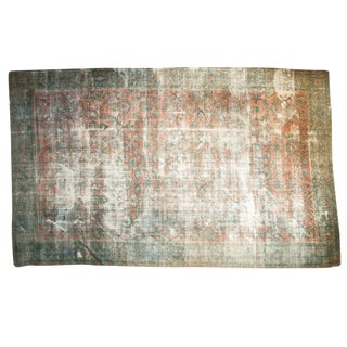 "Vintage Mahal Carpet - 10'1"" x 16'2"" For Sale"