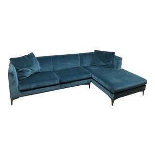 Sterling Sectional, by Room & Board For Sale