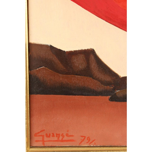 Abstract Painting by Antonio Guanse For Sale - Image 12 of 13