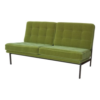 1955 Parallel Bar Sofa by Florence Knoll For Sale