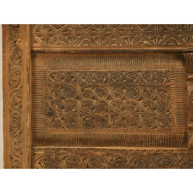 Swat Chest from the Swat Valley of Pakistan For Sale - Image 4 of 10