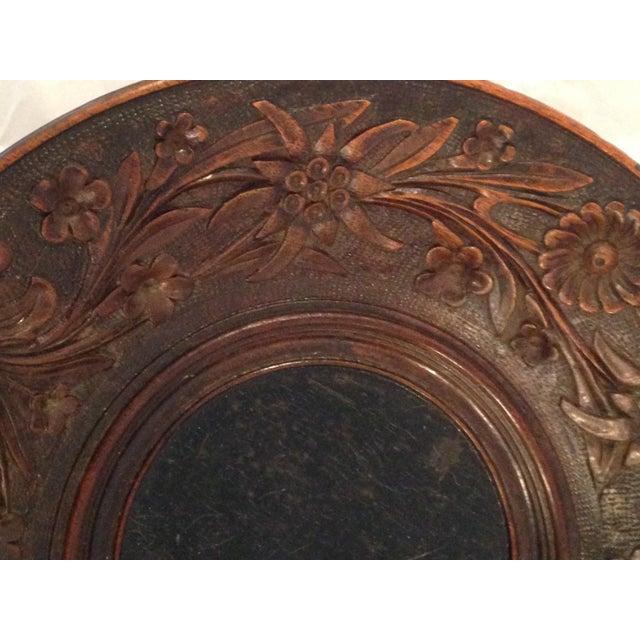 Antique Carved Wood Bowl - Image 6 of 6