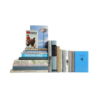 Bird Lovers' Book Collection - Set of 20