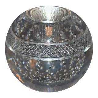 Glass Match Holder or Striker For Sale