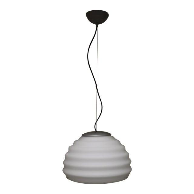 Mid-Century Modern Murano Glass Pendant Lamp For Sale
