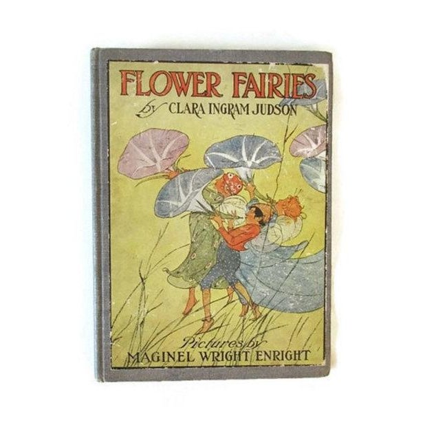 Maginel Wright Enright Flower Fairies Book - Image 1 of 5