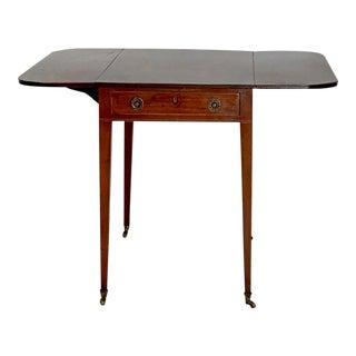 Georgian Pembroke Table For Sale