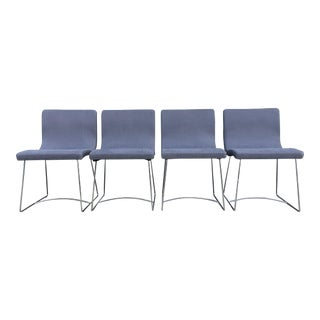 Ligne Roset Sala Dining Chairs - Set of 4 For Sale