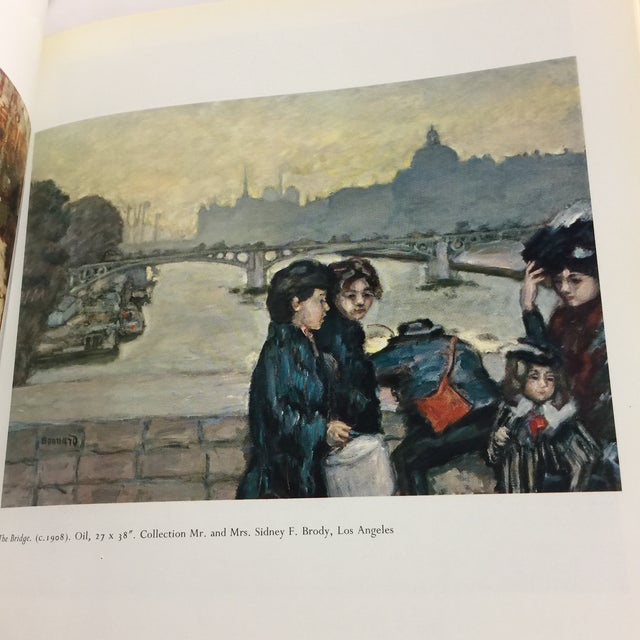 Red Bonnard & His Environment, Hardcover Book For Sale - Image 8 of 10