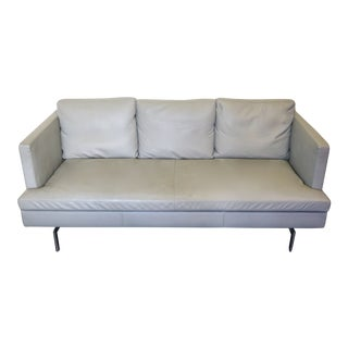 Stricto Sensu Leather Sofa by Didier Gomez for Ligne Roset For Sale