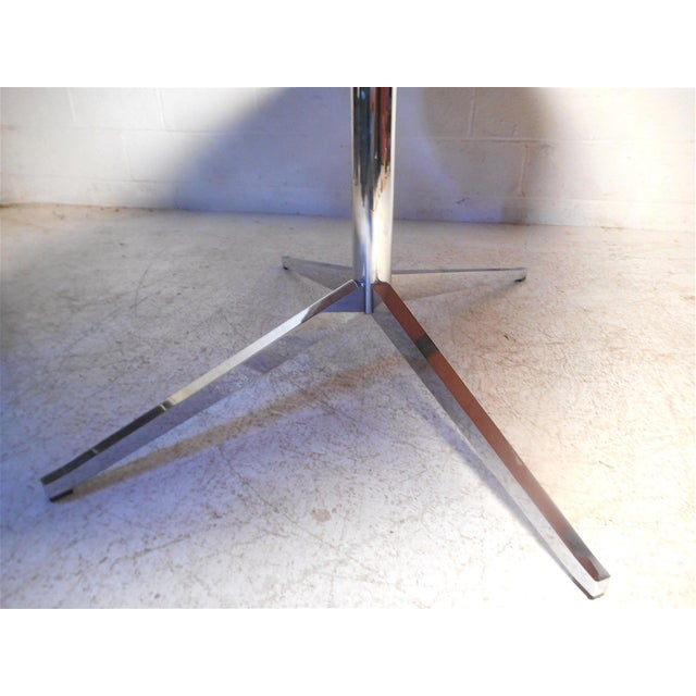 Midcentury Dining Table by Knoll For Sale In New York - Image 6 of 13