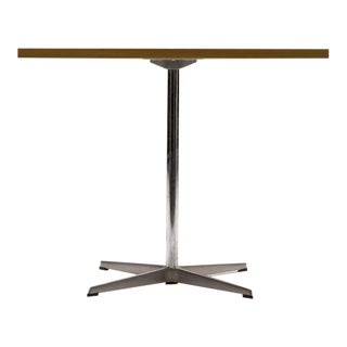 Arne Jacobsen Café Table For Sale