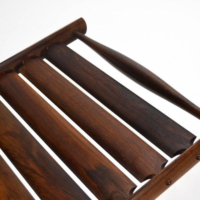Jens Quistgaard Rosewood Tray by Dansk For Sale In Chicago - Image 6 of 7