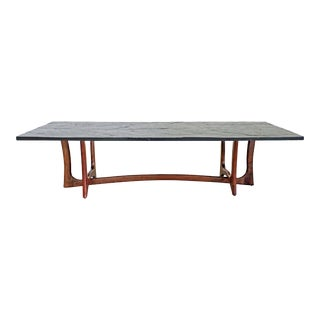 Mid-Century Modern Adrian Pearsall Craft Assoc. Sculptural Coffee Table For Sale