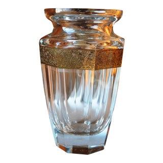 Vintage Moser Eternity Vase For Sale