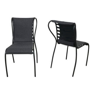 Ligne Roset 'Ficelle' Indoor / Outdoor Chairs (2 Available) For Sale
