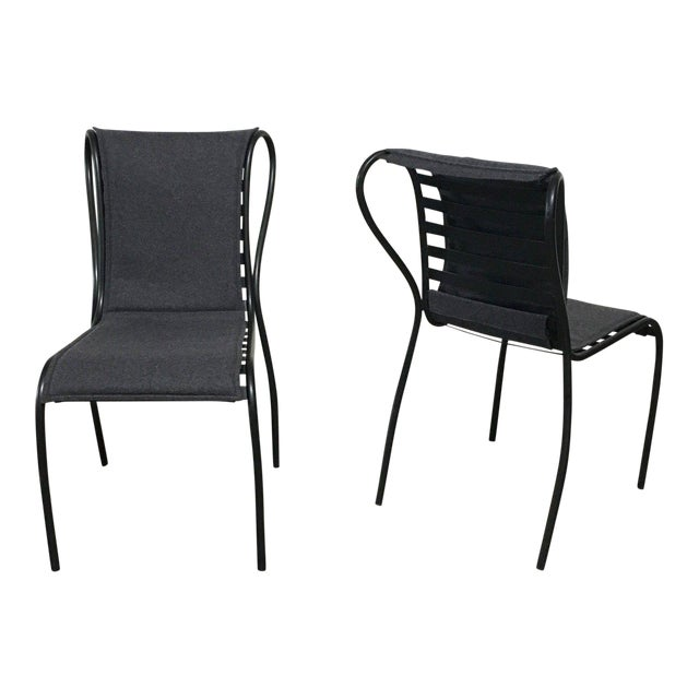 Ligne Roset \'Ficelle\' Indoor / Outdoor Chairs (2 Available) | Chairish