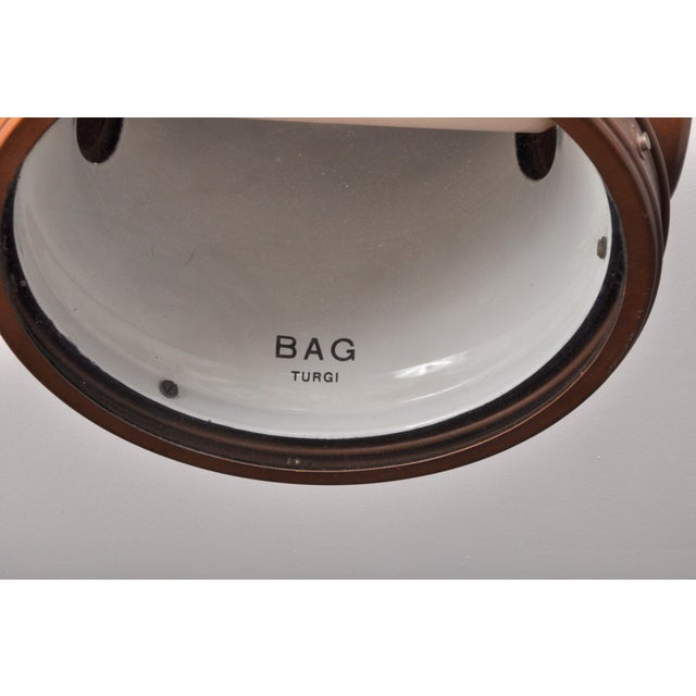 1940s Bag Turgi Copper Lantern For Sale - Image 12 of 13