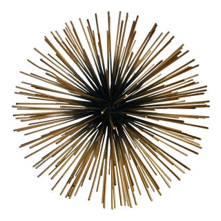 Curtis Jere Style Mid-Century Modern Atomic Sputnik Sculpture For Sale