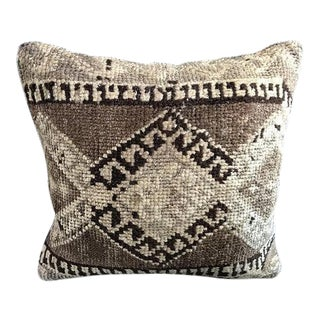 Tribal Vintage Antique Floor Pillow Case For Sale
