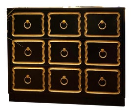 Image of Gold Chests of Drawers