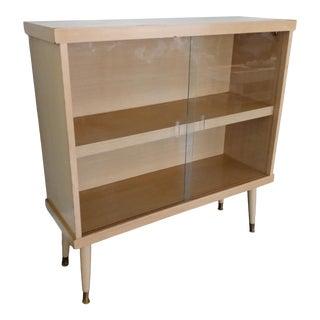 1960s Paul McCobb Style Mid-Century Display Shelf For Sale