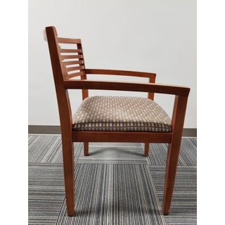 Ricchio for Knoll Arm Chairs - A Pair Preview