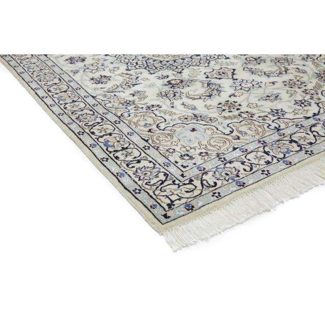 "New Traditional Hand Knotted Area Rug - 3'10"" x 5'9"" - Image 2 of 3"