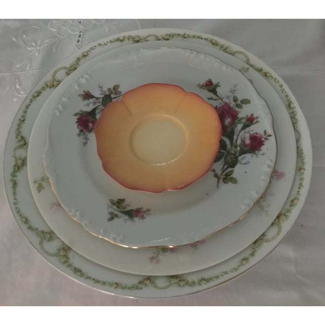 Vintage China Table Setting For Sale In Sacramento - Image 6 of 10