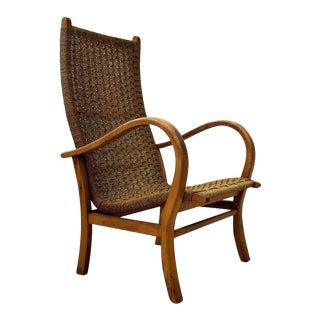 Erich Dieckmann Bauhaus Lounge Chair