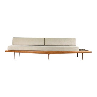 Adrian Pearsall Daybed With Side Table Extension