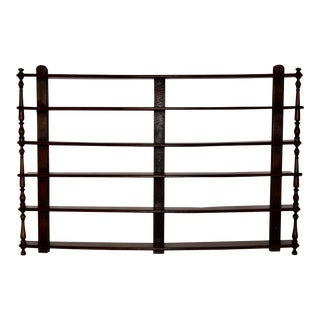 Early 19th C Wall Shelf For Sale