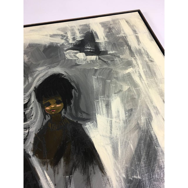 1960s Vintage Turner Mfg. Company Reproduction Painting For Sale - Image 9 of 11