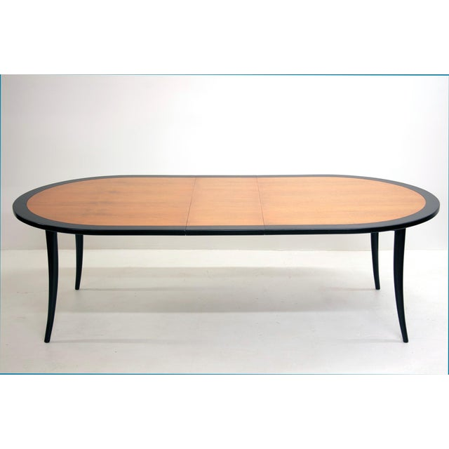 Harvey Probber Saber Leg Dining Table For Sale In Boston - Image 6 of 6