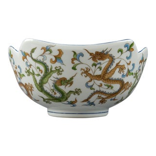 Chinese Five-Claw Dragon Bowl