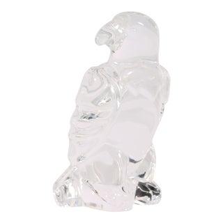 Steuben Crystal Eagle Figurine For Sale