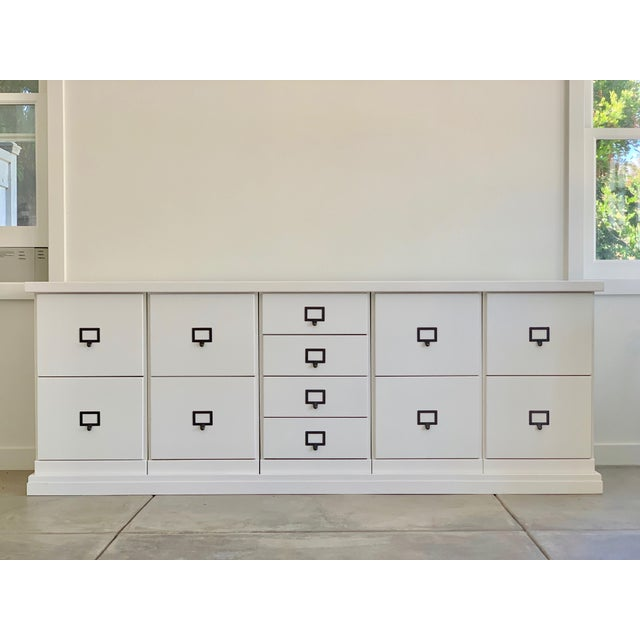Ballard Designs Home Office File Storage Credenza For Sale In Los Angeles - Image 6 of 6